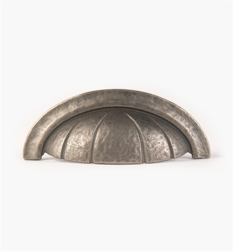 "02A5187 - 3"" Classic Siena Weathered Nickel Cup Pull, each"
