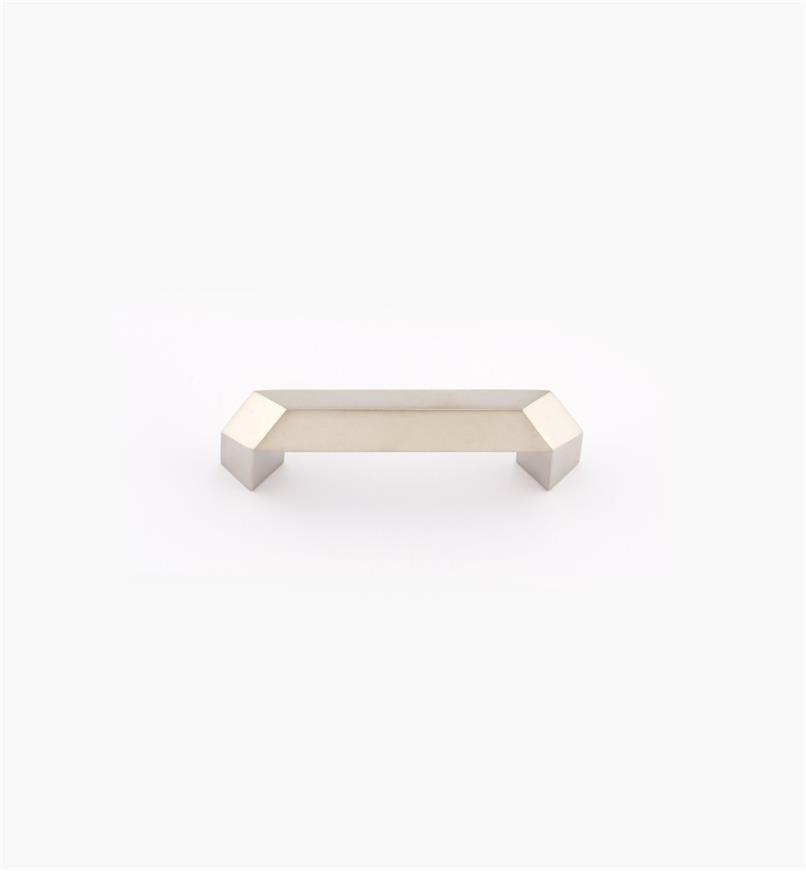 02W3480 - Poignée de 64 mm, série Pointe de diamant