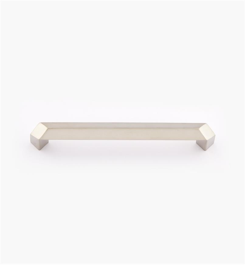 02W3482 - Poignée de 128 mm, série Pointe de diamant
