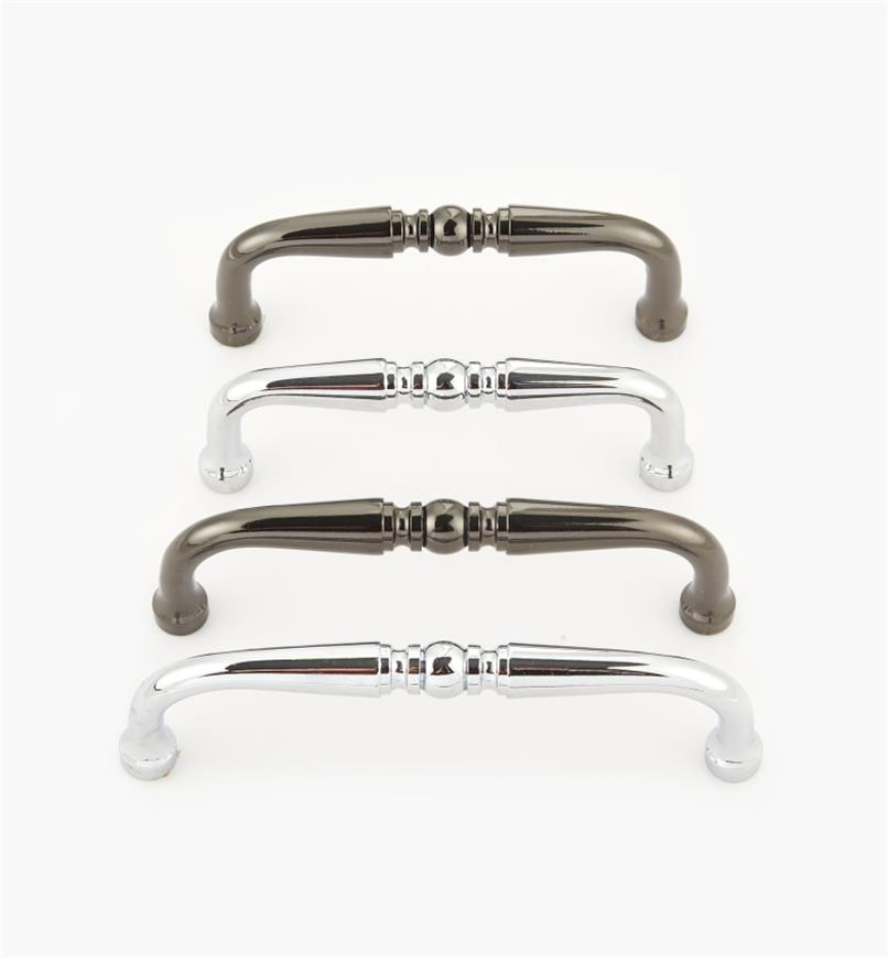 Chrome-Plated Handles - should include 102096 (same handle, different finish)