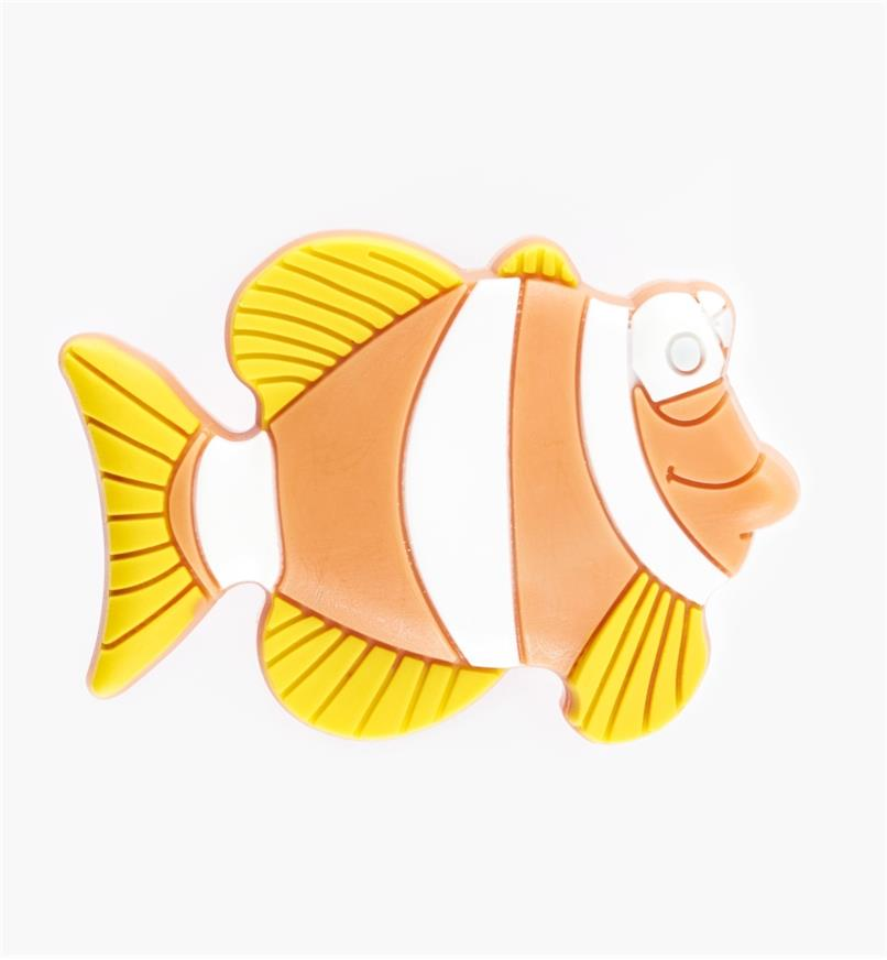 00W5621 - Bouton poisson-clown