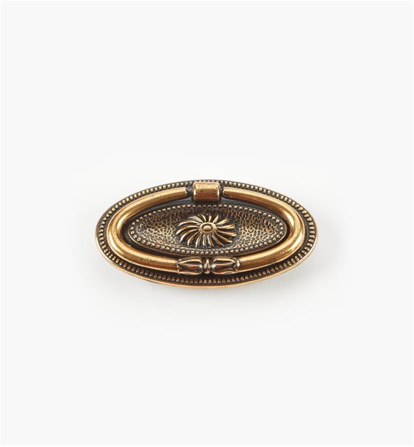 01A2160 - Poignée à anneau ovale de 32 mm