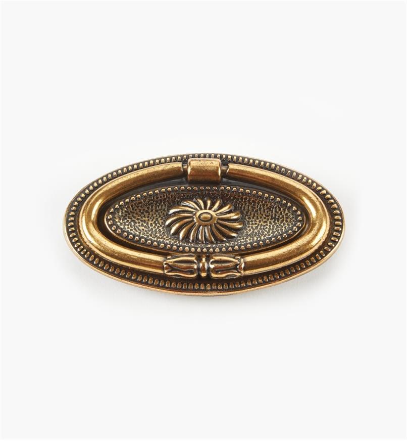 01A2161 - Poignée à anneau ovale de 64 mm