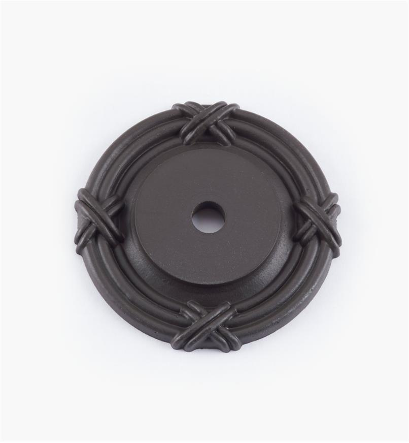 "02W2023 - 1 1/2"" Oil-Rubbed Bronze Knob Esc."