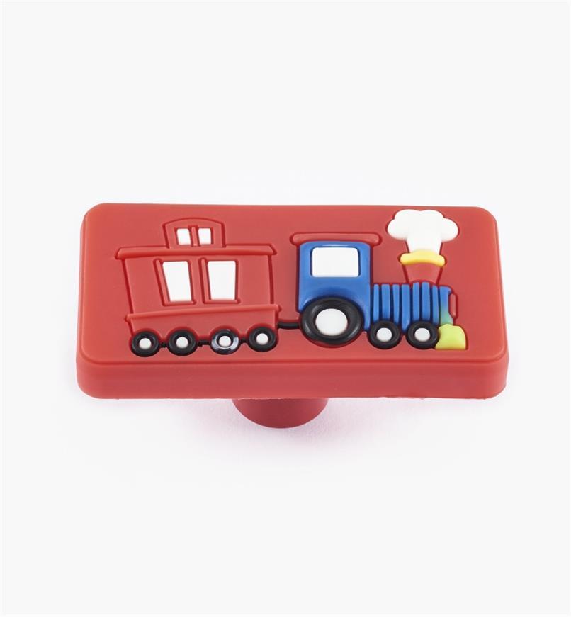 00W5635 - Train Knob, Red
