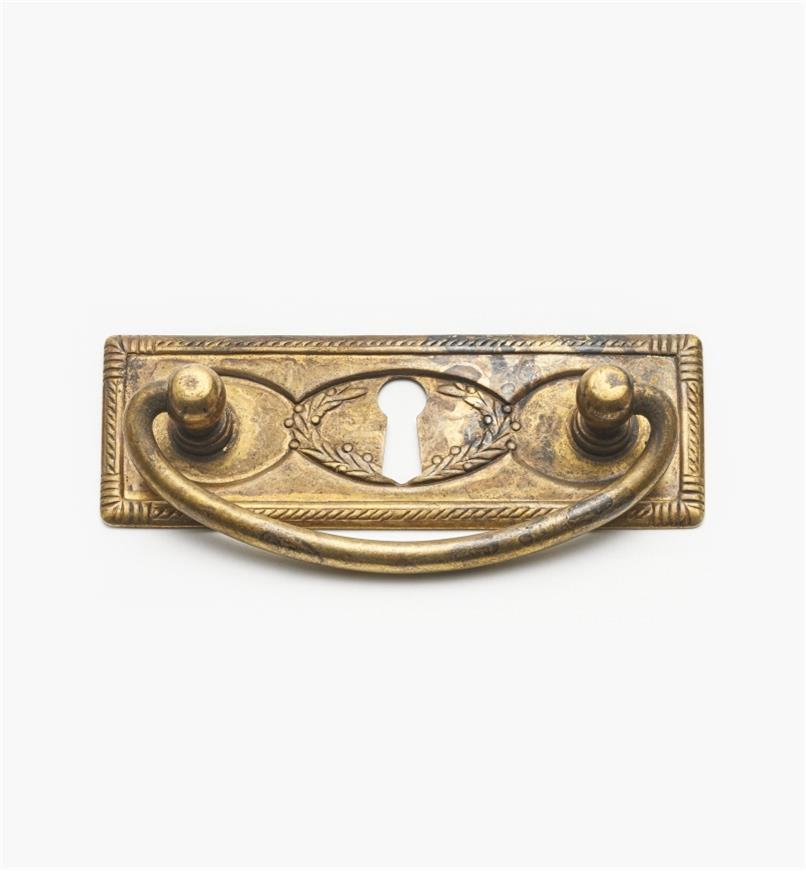 01A5302 - Horizontal Pull/Keyhole