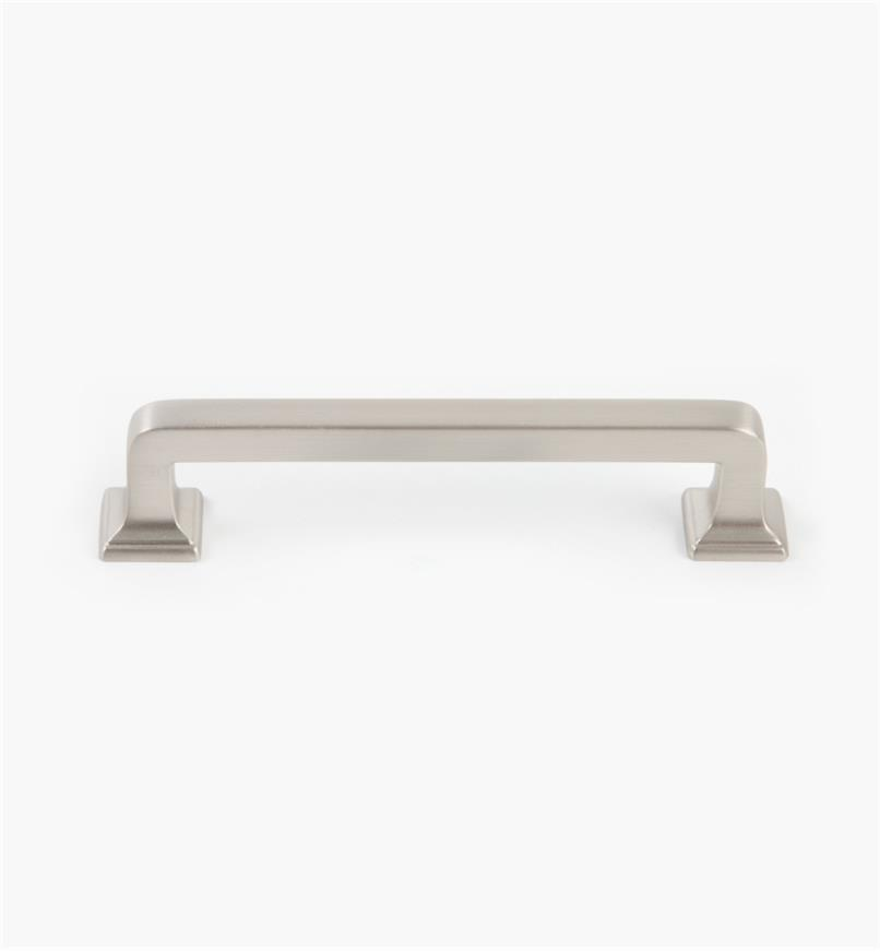 02A5283 - Menlo Park Hardware Satin Nickel Handle, 4""