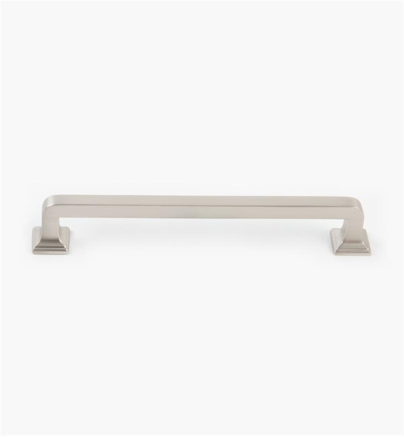 02A5284 - Menlo Park Hardware Satin Nickel Handle, 6""