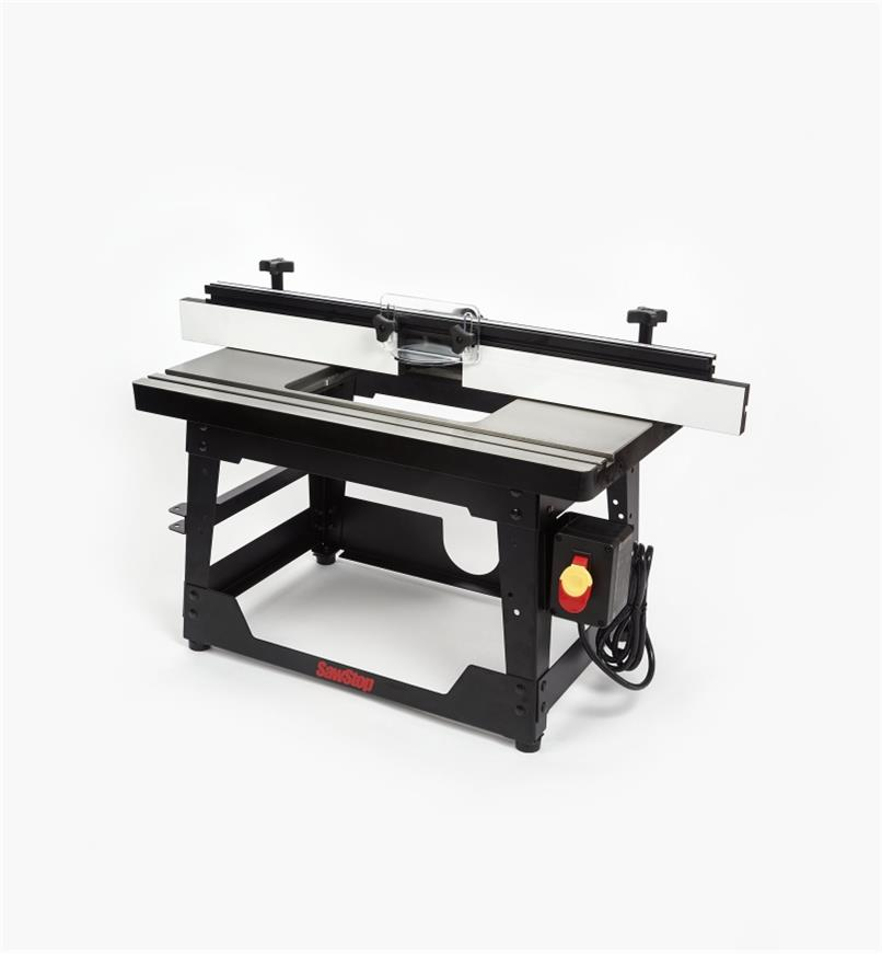 95T2552 - SawStop Benchtop Router Table