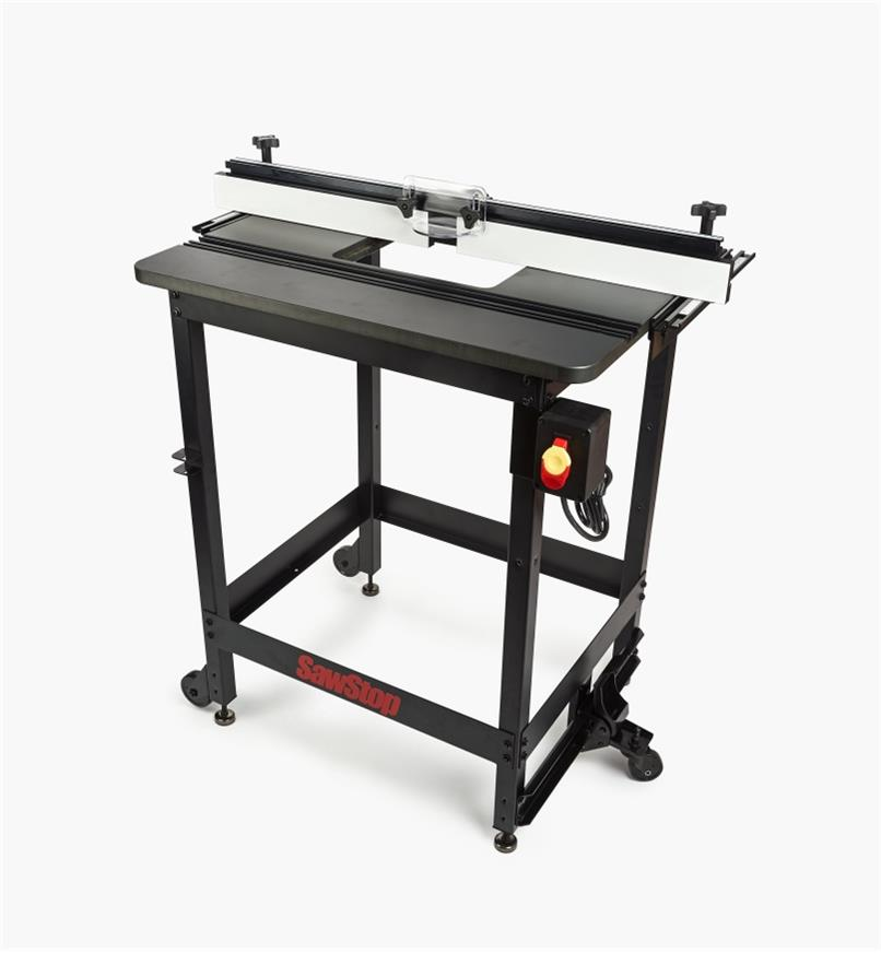 95T2553 - SawStop Cast-Iron Freestanding Router Table