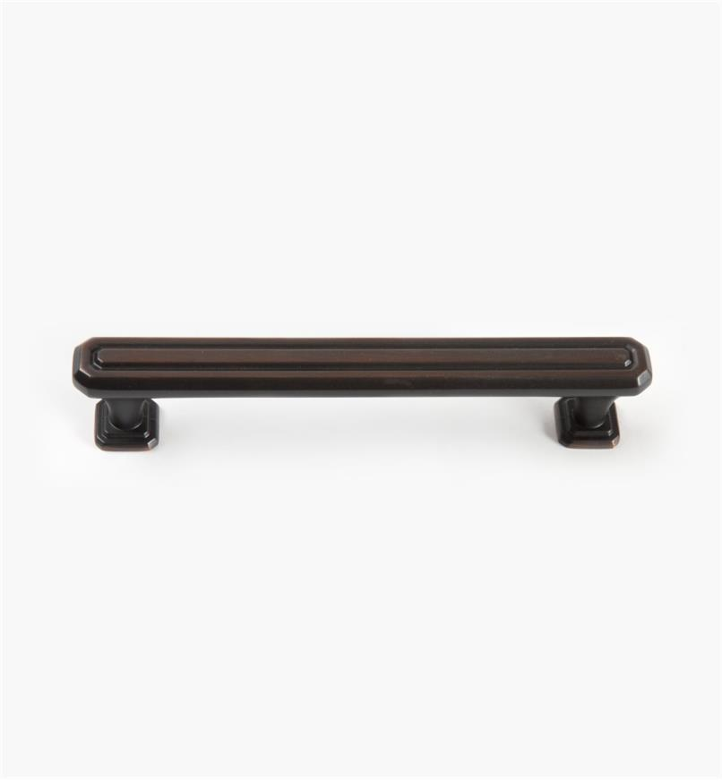 02A1609 - Wells Oil-Rubbed Bronze 160mm x 40mm Handle, each