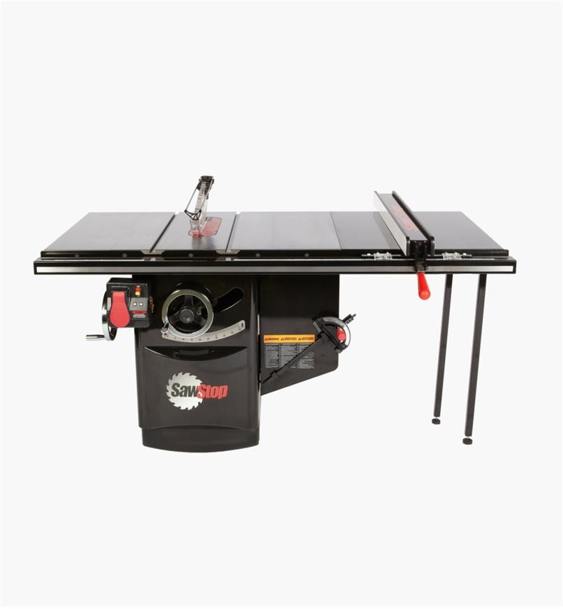 "SawStop Industrial Cabinet Saw with 36"" T-Glide"