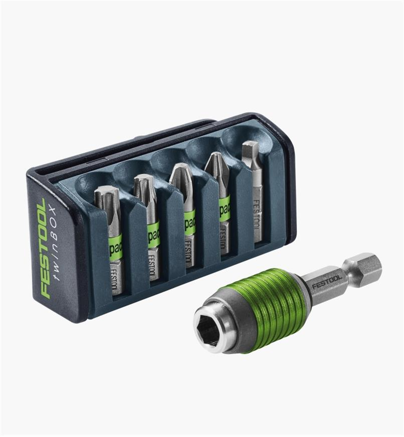 ZA204384 - Festool Bit Cassette BT-IMP SORT4