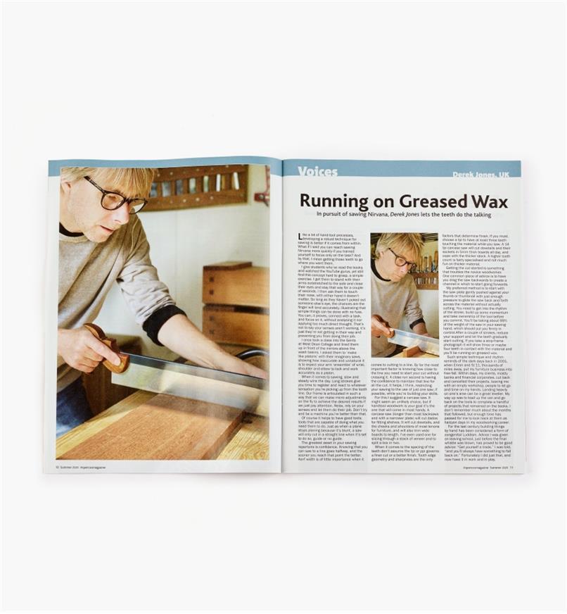42L9541 - Quercus Magazine, Issue 1