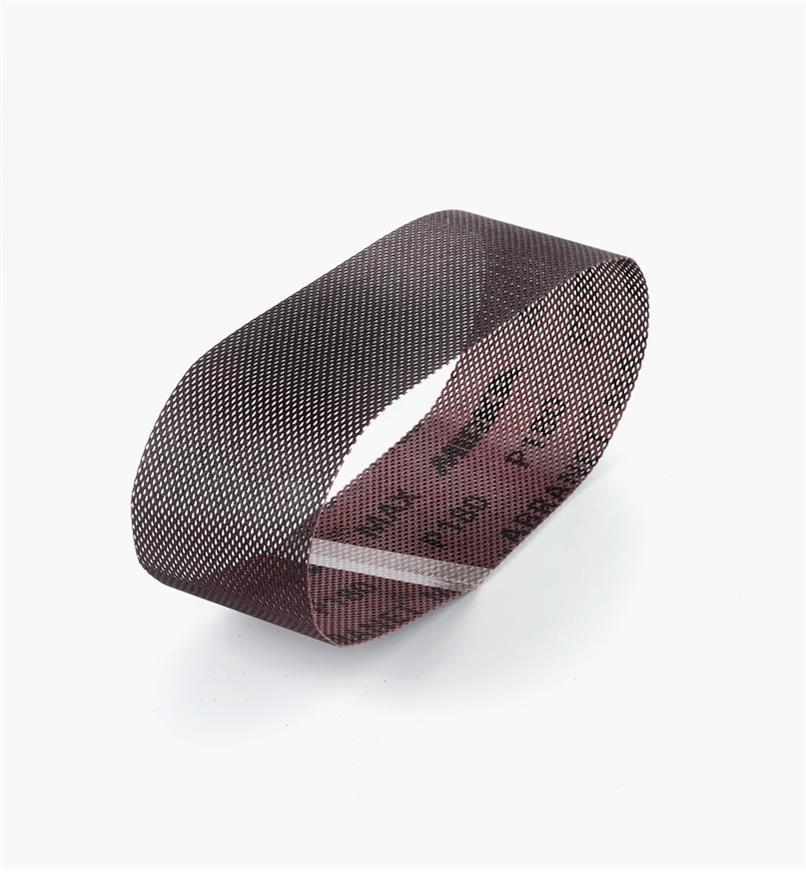 """55K9313 - 180x 3"""" × 21"""" Abranet Belt, each"""