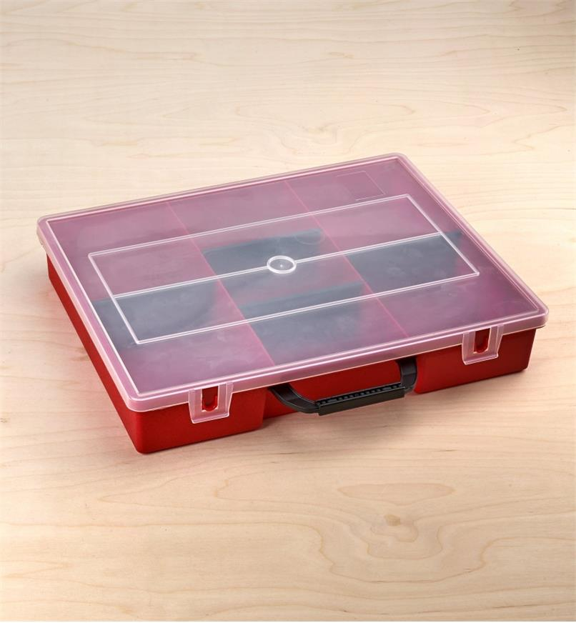 68K4373 - Tanos Storage Case with Dividers