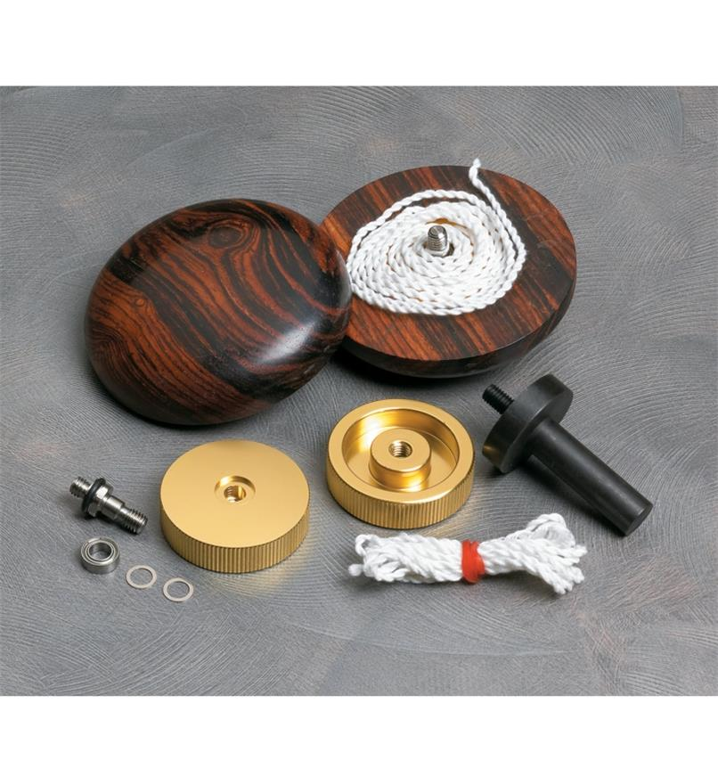 88K8161 - Ball-Bearing Yo-Yo Kit
