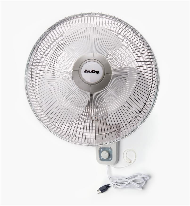 AM202 - Air King Wall-Mount Fan