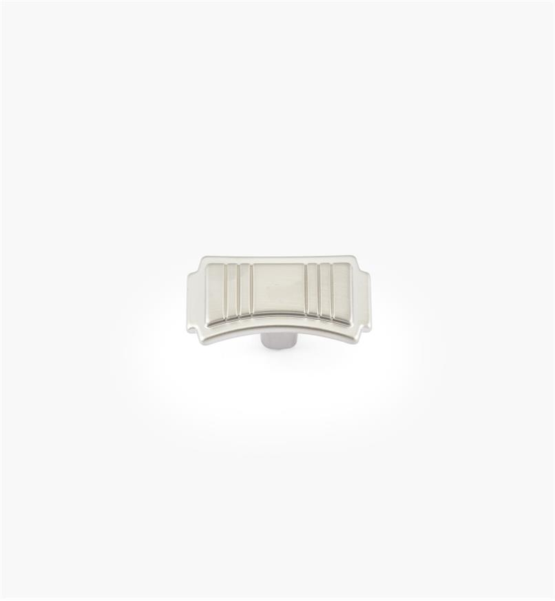 00A7631 - Belair Hardware – Satin Nickel Knob