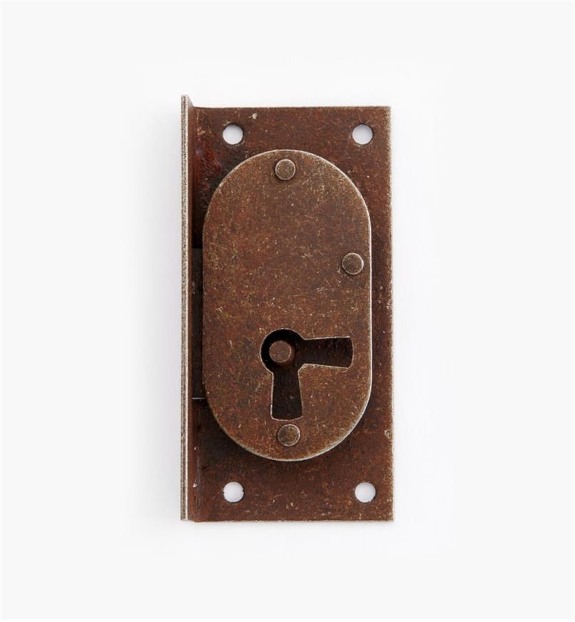 00N3015 - 15mm Mortise Lock