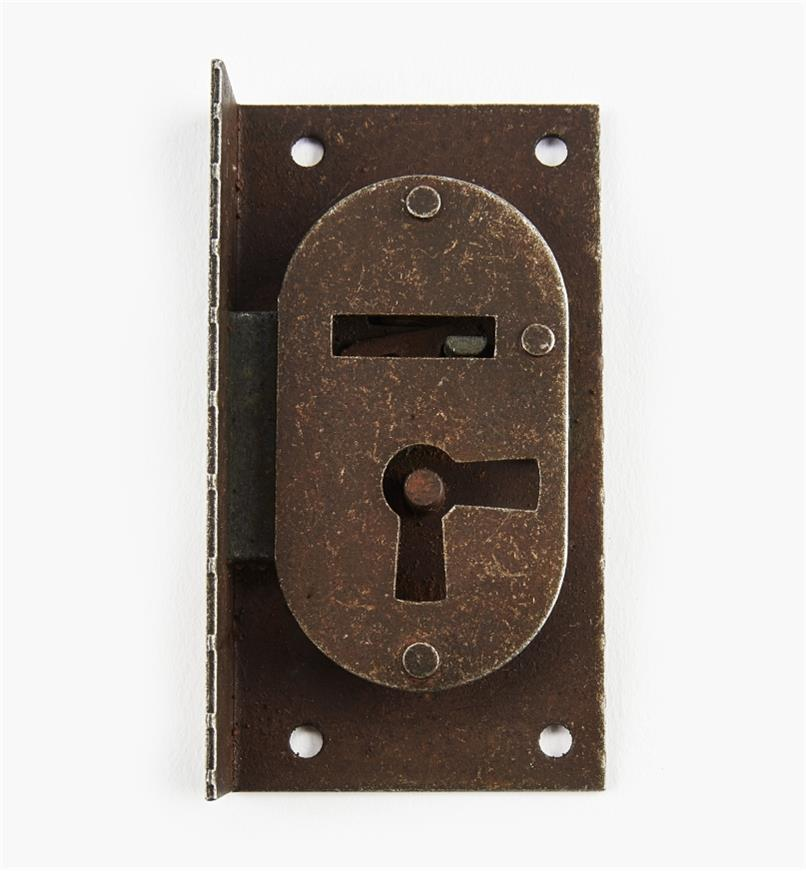 00N3020 - 20mm Mortise Lock