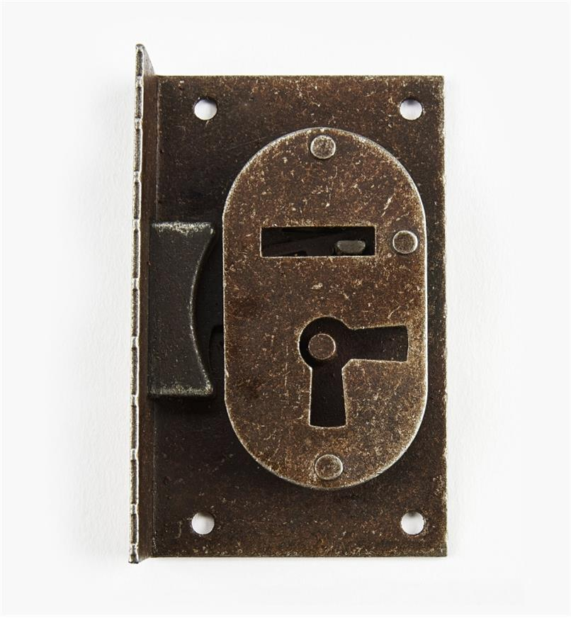 00N3025 - 25mm Mortise Lock