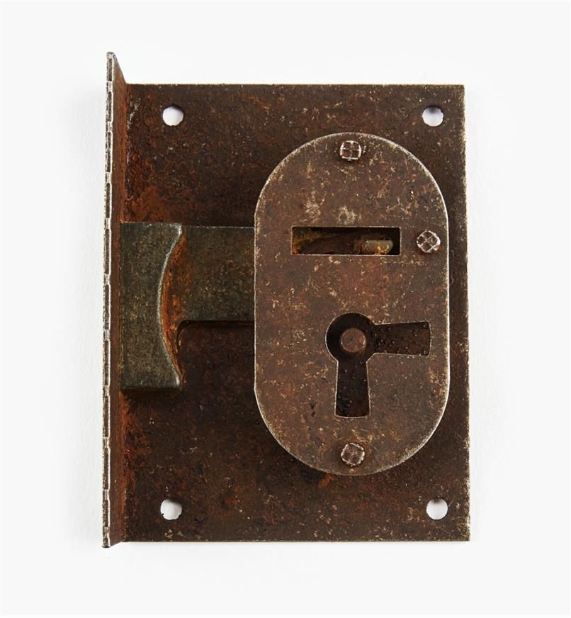 00N3035 - 35mm Mortise Lock