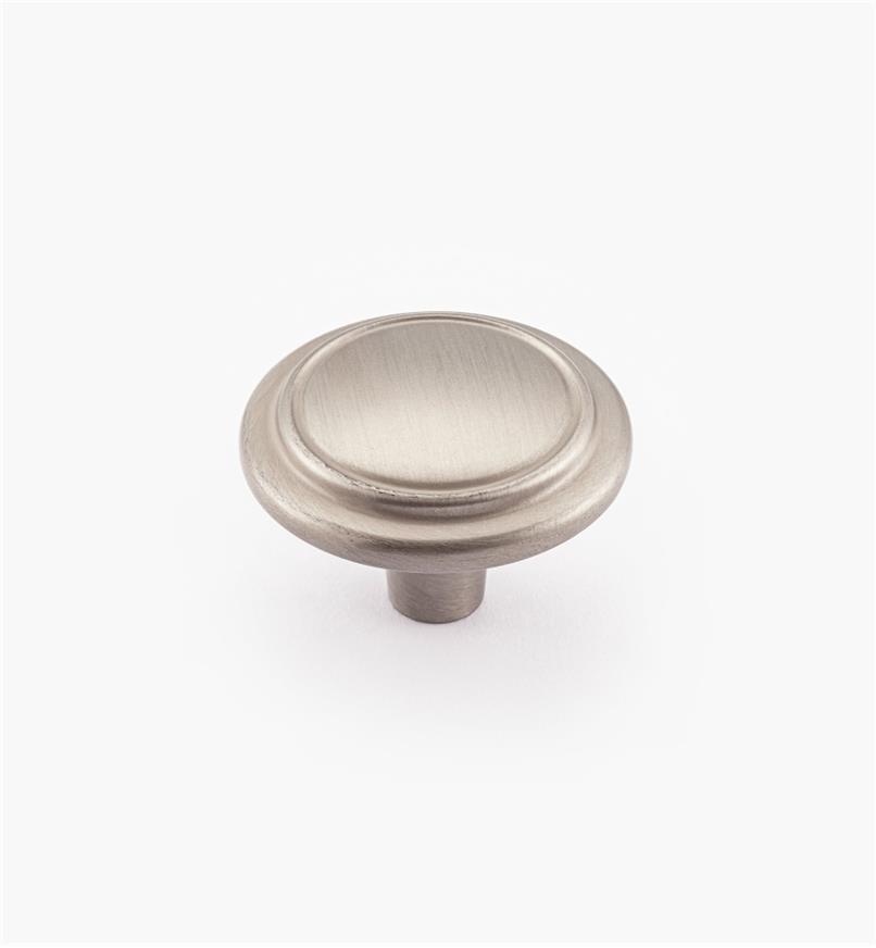 01W0613 - 32mm Satin Nickel Knob