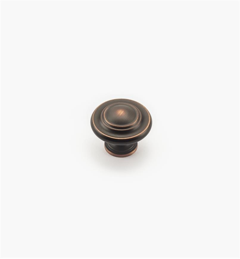 """02A1081 - 1 3/4"""" Twist Ring Knob"""