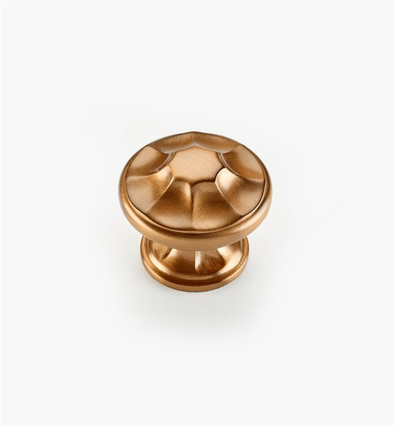 "02A5121 - Empire Suite – 1 3/8"" Light Bronze Round Knob"