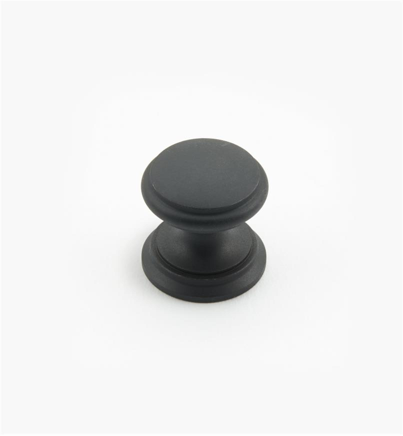 "02W1427 - Oil-Rubbed Bronze Suite - 3/4"" x 3/4"" Round Brass Knob"