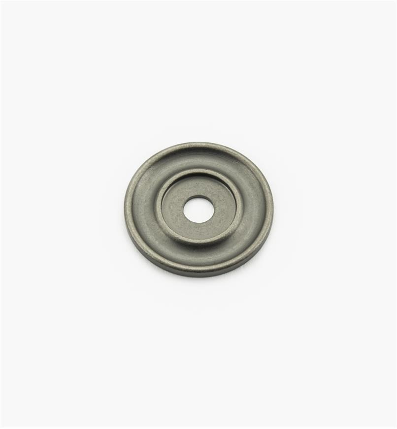 "02W3330 - Pewter Suite - 1 1/4"" Knob Escutcheons"