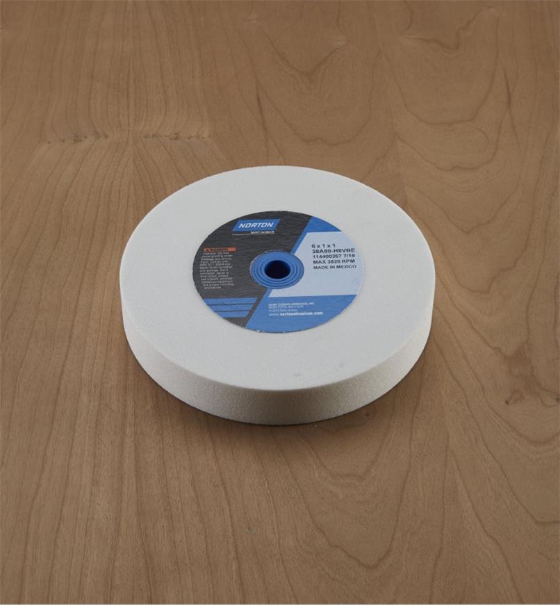 "08M1801 - 80x Cool Grinding Wheel, 6"" × 1"""