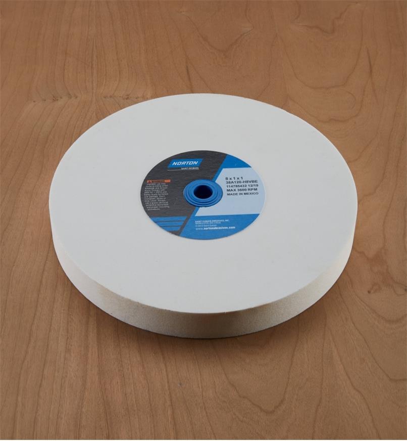 "08M2103 - 120x Cool Grinding Wheel, 8"" × 1"""