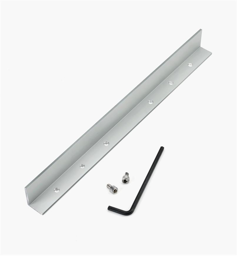 "86N5406 - 15"" GRS-16 Guide Rail Square Angle Accessory"