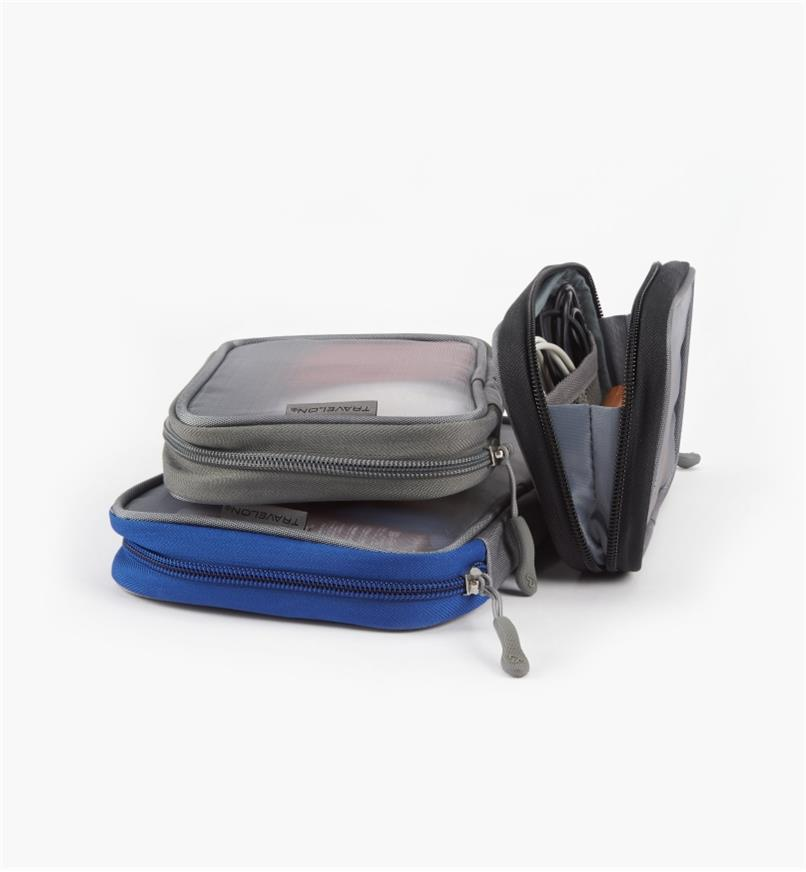 GB387 - Travel Organizers, set of 3