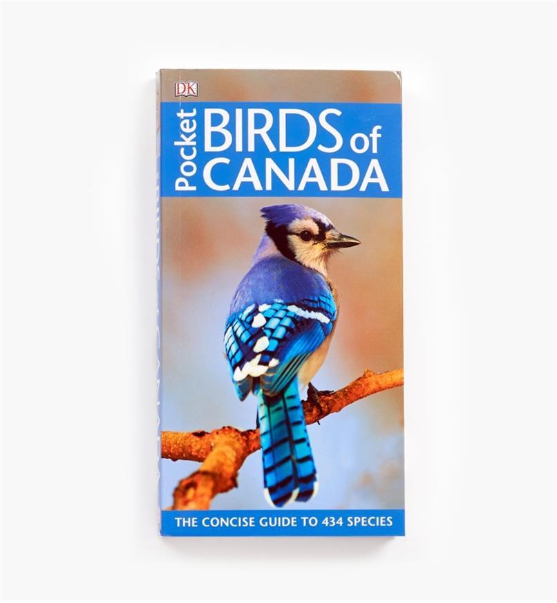 LA908 - Pocket Birds of Canada