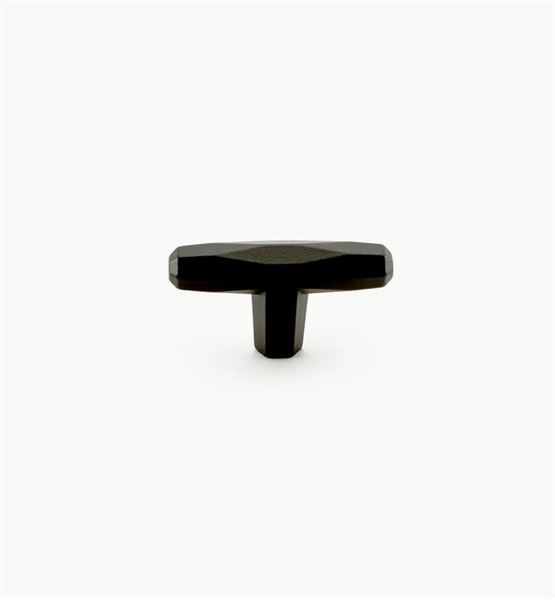 "02A0506 - St. Vincent Black Bronze 2 1/2"" Knob"