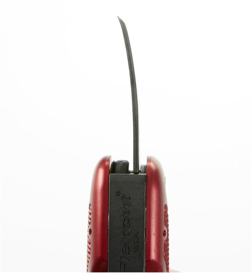 06D0580 - Couteau de sculpture pour cuillère Flexcut