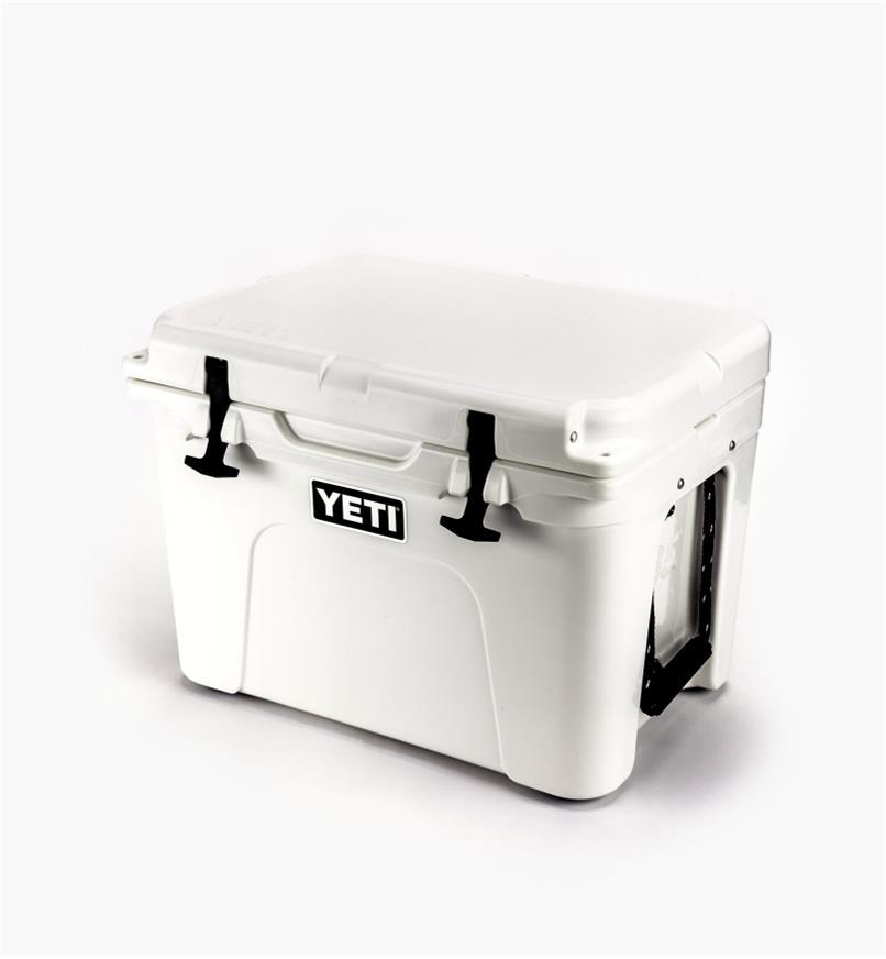 74K0010 - Glacière rigide Yeti Tundra35, blanc