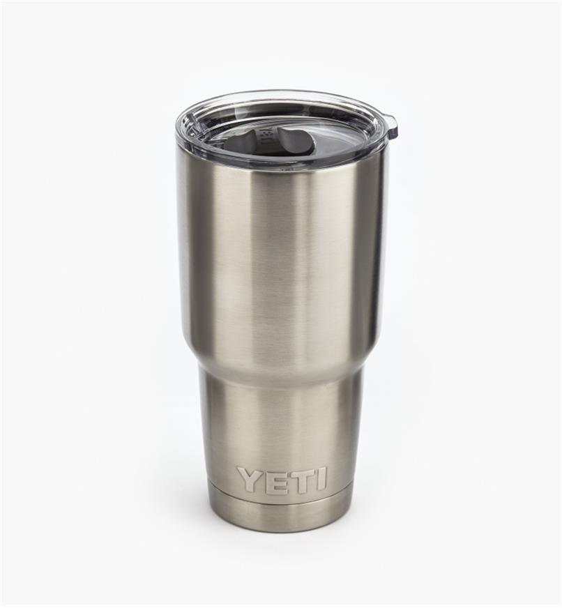 74K0042 - Gobelet isolant Yeti, 30oz, acier inoxydable
