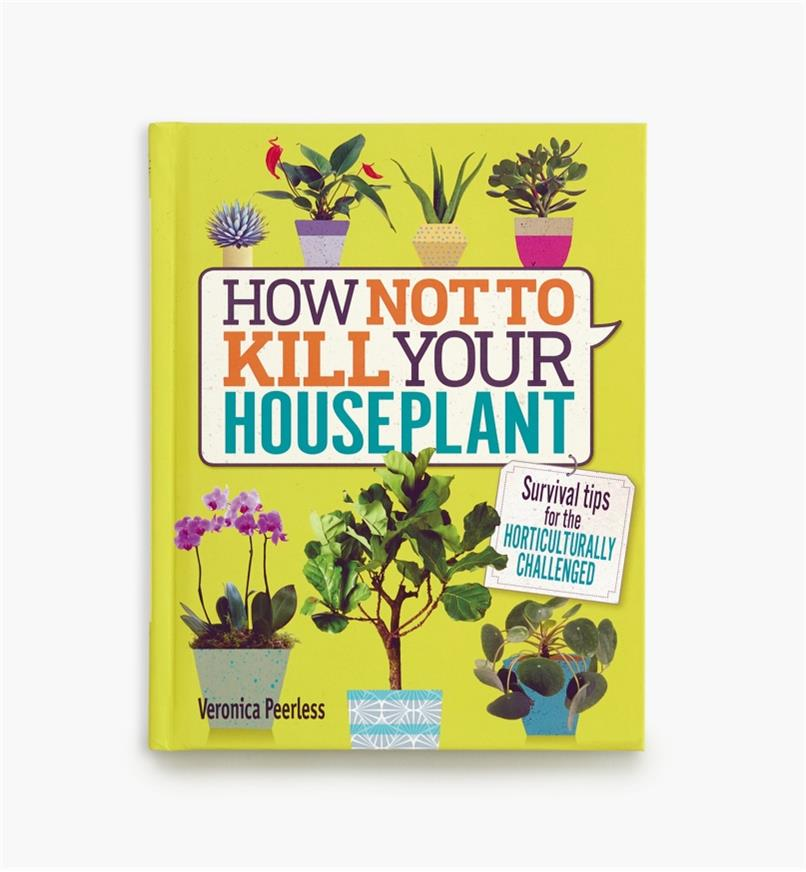 26L1659 - How Not to Kill Your Houseplant