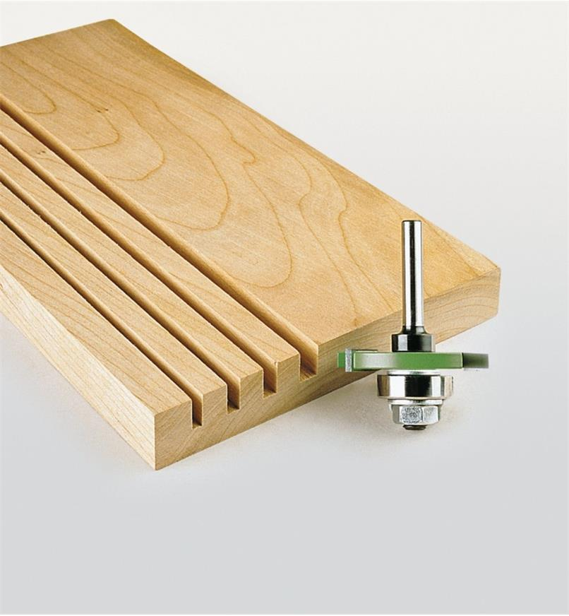 3-Wing Slotting Cutters