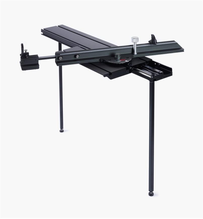 95T0502 - SawStop Sliding Crosscut Table for Contractor, Professional & Industrial Saws
