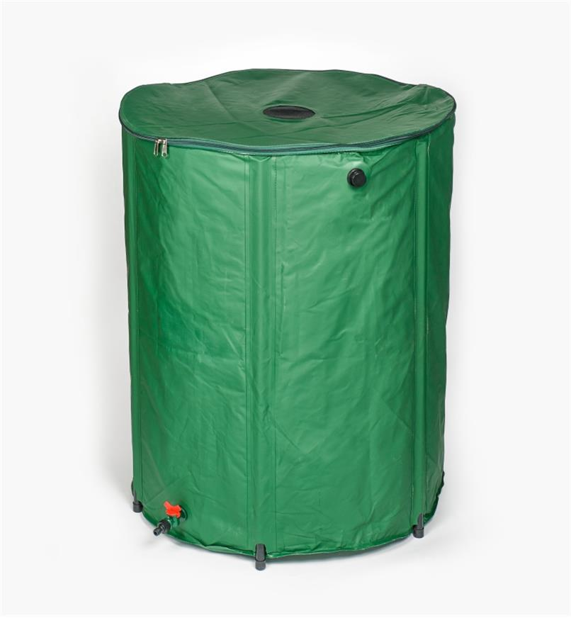 WT334 - Rain Barrel, 132 G (500l) Collapsible