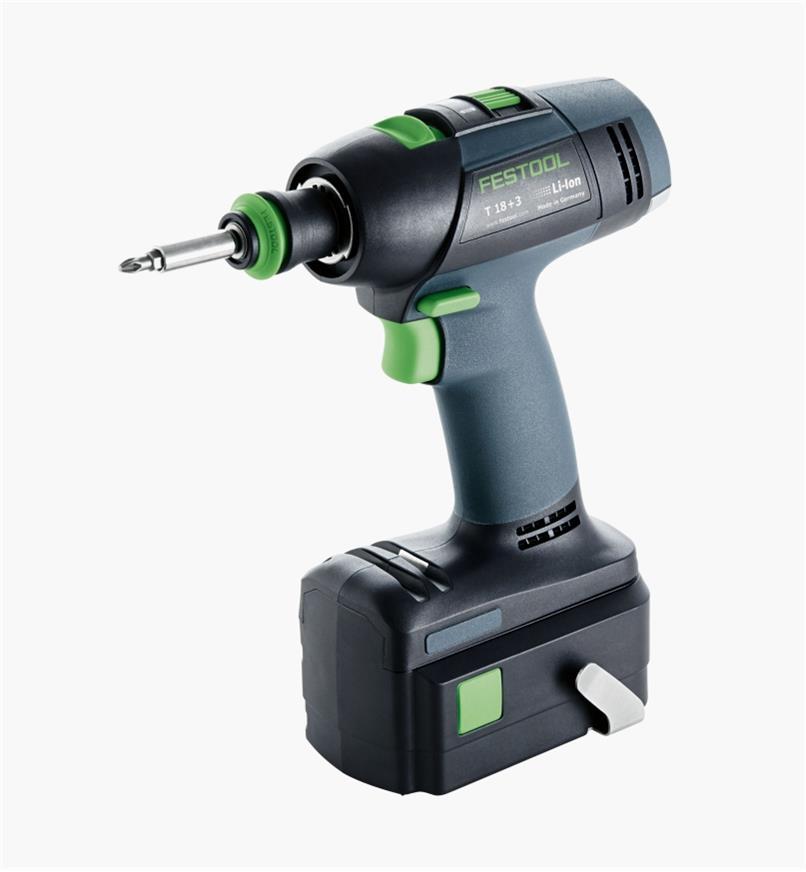 ZT574764 - Cordless Drill T18 Basic