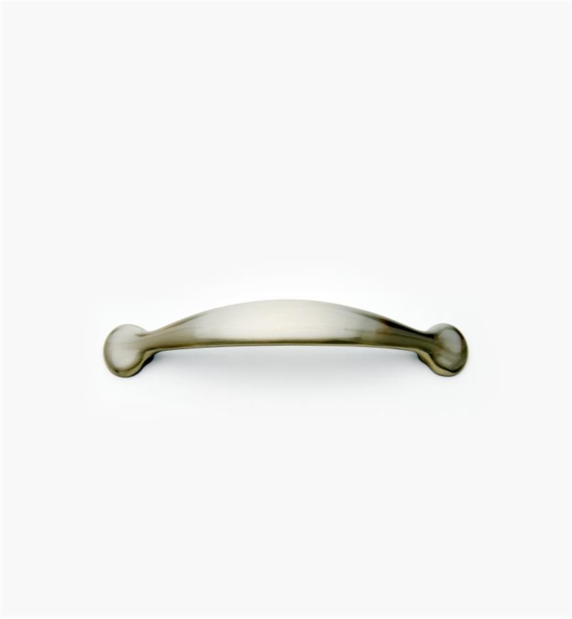 "02A3602 - 6 1/4"" Satin Chrome Arch Pull (128mm)"