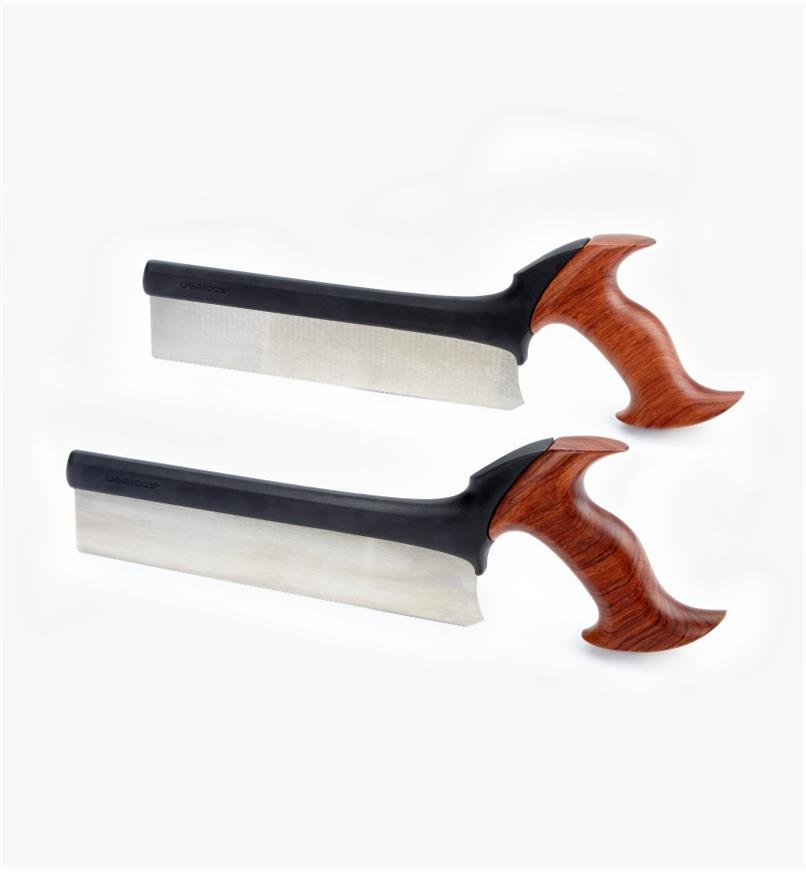 05T0510 - Pair of Veritas Saws