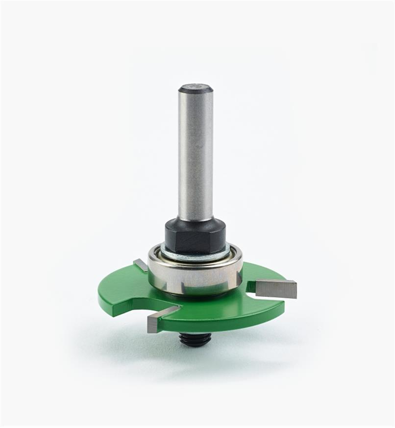 "18J8204 - 1 7/8"" x 5/32"" x 8mm 3-Wing Slotting Cutter"