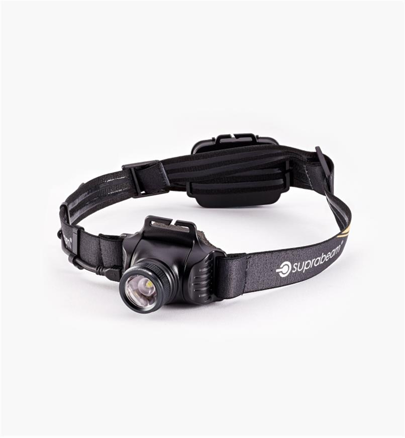 45K1997 - Suprabeam Headlamp, V3pro Rechargeable